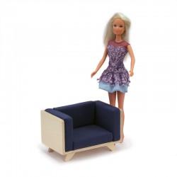 Plywood armchair