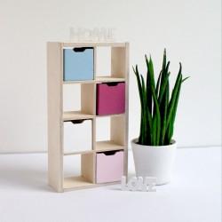 2x4 bookcase