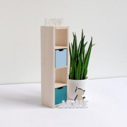 Shelf 1x4 slots