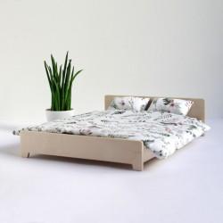 Łóżko podwójne