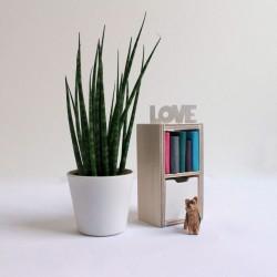 Shelf 1x2 slots